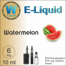 E-Liquid - Wassermelone - 6mg / 10ml